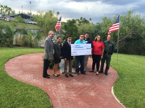 Petco Foundation donates $10,000